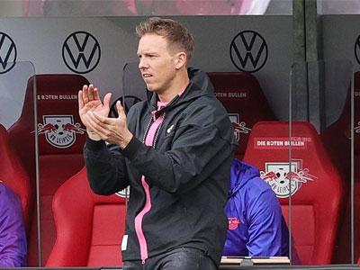 德媒报道,纳格尔斯曼已告知莱比锡自己有意执教拜仁