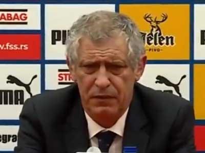桑托斯谈门线冤案:赛后主裁判向我表示歉意