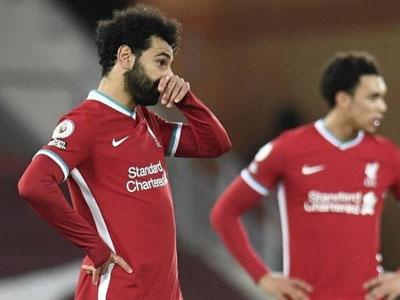 奥里吉失单刀,阿利松送点,利物浦主场0-1不敌伯恩利