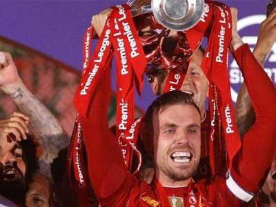官方消息,利物浦隊長亨德森當選本賽季FWA最佳球員