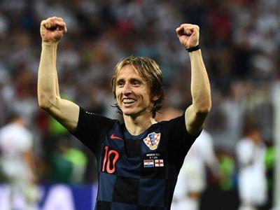 莫德里奇:英格兰将是欧洲杯夺冠热门之一