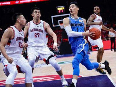 书豪再现林疯狂,北京客场轻取广州,尤度首秀砍两双