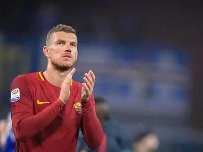 哲科社媒告别罗马:一句感谢无法表达我的感激,遗憾没能为球迷赢得冠军