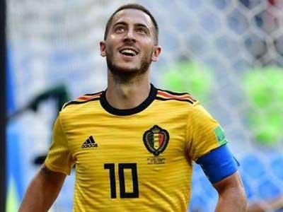 比利时主帅:阿扎尔是球队的灵魂,和姆巴佩的角色相似