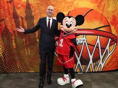 复赛球队住所的分配将由迪士尼和NBA共同决定