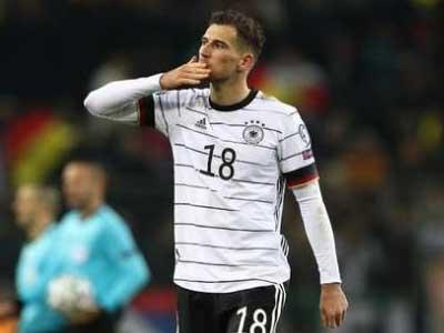 欧预赛德国主场大胜白俄罗斯,提前一轮晋级正赛